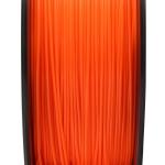 เส้นพลาสติก PLA สีส้ม 1.75mm/1 kg (ยาว 350m)