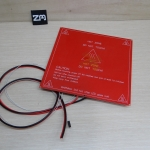 214 x 214 mm MK2B Dual Power PCB Heat Bed + NTC 3950 Thermistors + สายไฟขนาด 1.5 mm