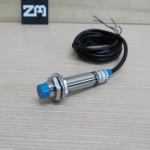 LJ12A3-4-Z/BY (PNP, NO ระยะ 4mm) 6-36V DC Inductive Proximity Sensor