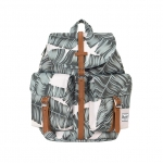Herschel Dawson Backpack | XS - Silver Birch Palm / Tan
