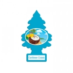 Little Trees Air Freshener - Carribean Colada