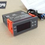 Digital Temperature Controller -40-120 Celsius DC 12V 10A