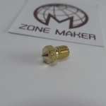 0.3mm J-Head brass nozzle extruder M6 for 3D printer