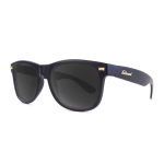 Knockaround Fort Knocks Sunglasses - Matte Black / Smoke