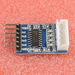 ULN2003 Driver Testing Module for Stepper Motor with Arduino Mega