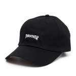 Thrasher Hometown Cap - Black