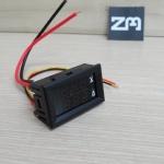 """Digital Volt&Amp meter DC 0-100V 10A Red + Blue LED 0.28"""""""