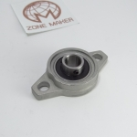 10mm bearing zinc alloy จับยึดแกนเพลาหมุน (KFL000)