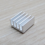 Aluminum Heat Sink 8.8x8.8x5mm for Computer Memory Chip LED Power IC