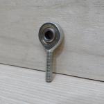 SA6T/K Ball Bearing Male External Thread Metric Thread Fish-eye Rod End Ball Joint M6