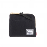 Herschel Johnny Wallet - Black (10094-00001-OS)