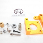 MK8 extruder aluminum block DIY kit for 1.75mm Filament (Right hand)