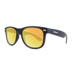 Knockaround Fort Knocks Sunglasses - Matte Black / Sunset