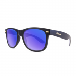 Knockaround Fort Knocks Sunglasses - Matte Black / Moonshine