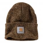 Carhartt Acrylic Watch Hat - Dark Brown / Sandstone