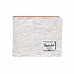Herschel Hank Wallet - Light Grey / Crosshatch