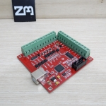 CNC USB 4-Axis 100KHz Controller for MACH3 red board