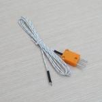 1M Cable K Type TP-01 Thermocouple Temperature Measuring Probe Sensor