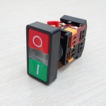 AS-22N&25N Double Pushbuttons Switch With (24V Lamp) 10A/600V Start-stop