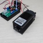 4w 12V Blue Laser Engraving 450nm + TTL Drive Control