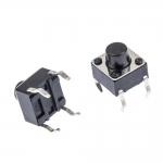 Tactile Tact Switch 6x6x6mm