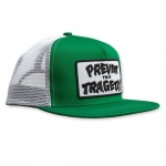 Thrasher Prevent This Tragedy Mesh Cap - Green