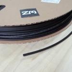 ท่อหด ขนาด 4 mm สีดำ (ราคา/เมตร)