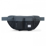 Herschel Eighteen Hip Pack - Black / Dark Shadow