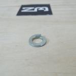 แหวนสปิงขาว 8mm (25ตัว/ถุง)