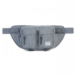 Herschel Eighteen Hip Pack - Raven Crosshatch