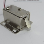 Door Lock Electric Solenoid DC 12V