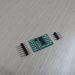 HX711 Weighing Pressure Sensor 24-bit Precision A/D Module Dual-channel