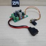 PWM DC Motor Speed Controller 180W 6V-30V 0-6A