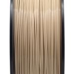 เส้นพลาสติก PLA สีเนื้อไม้ 1.75mm/1 kg (ยาว 350m)