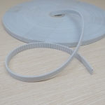 2GT-10mm Timing Belt Steel Core (สานแถบเส้นเหล็กในสายพาน ราคา/1เมตร)