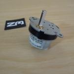 12V DC Geared Metal Motor 130RPM High Torque