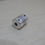 Flexible Coupling / Shaft Couplings 6.35 x 8 mm D19 L25 mm