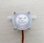 6.35mm Hall sensor YF-S401 high-precision water flow meter sensor 0.5-5L/min