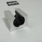 SBR16UU 16 mm Aluminum Block for SBR16 Linear Guide Rail