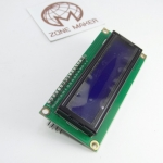 16x2 LCD (Blue Screen) with backlight of the LCD screen พร้อม I2C Interface