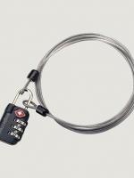 EAGLE CREEK | 3-Dial TSA Lock® & Cable - Graphite