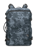 Pacsafe l Vibe 40 anti-theft 40L carry-on backpack (Grey Camo)