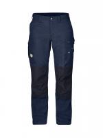 Fjällräven - กางเกงเดินป่าเดินเขารุ่น Barents Pro Trousers W - Strom