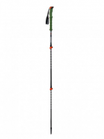 NATURE HIKE - UL Outer Locked Carbon Trekking Poles for Men (Gray/green)