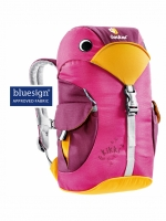 Deuter Kikki 6 L - magenta-blackberry (purple)