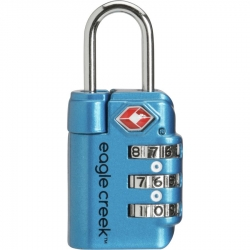 EAGLE CREEK | Travel Safe TSA Lock - Brilliant blue