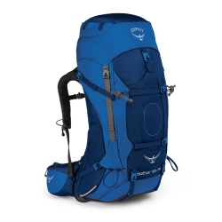 Osprey Aether AG 60 with Daypack (MD) - Blue