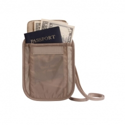 EAGLE CREEK | Undercover™ Neck Wallet - Khaki