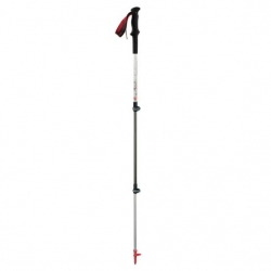 Nature Hike l Carbon Aluminum Alloy Trekking Pole(First Snow) - Snow White
