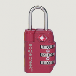 EAGLE CREEK | Travel Safe TSA Lock - Cherry Red สำเนา สำเนา